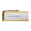 باتری لیتیوم پلیمر 3.7 ولت 4000mah سایز 4048110