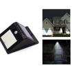 لامپ خورشیدی دیواری سنسور دار 20 ال ای دی
