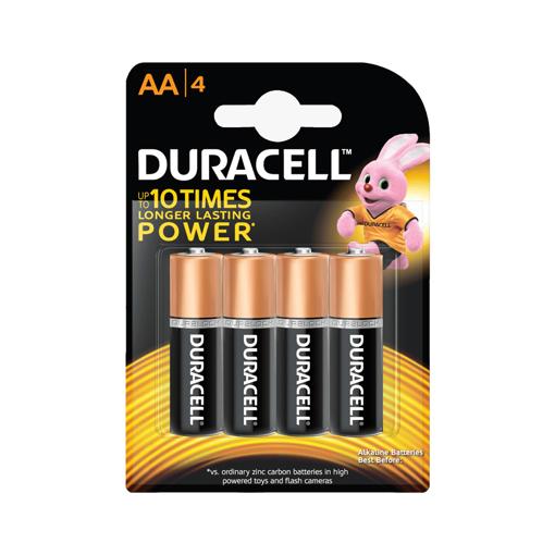 باتری قلمی دوراسل  بسته 4 عددی